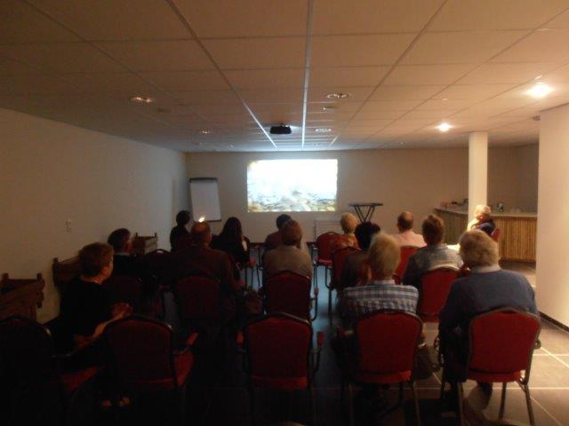 Presentatie m.b.t. facetten binnen de aardappelsector.