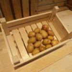 Carolus is aardappel welke geschikt is voor biologische teelt op volkstuin en voor volkstuinvereniging.